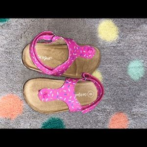 Cute and comfy sandals!!